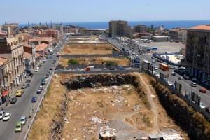 Catania, 250 milioni per risanare il centro della città