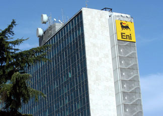 ENI, analisi intraday del 26 ottobre 2011