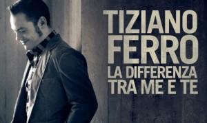 Tiziano Ferro, in radio il nuovo singolo La differenza tra me e te