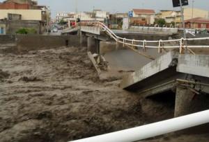 Alluvione nel messinese, aggiornamenti situazione