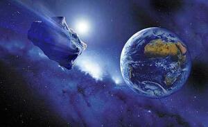 Spazio, un asteroide sfiorerà la Terra l'8 novembre 2011