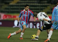 Coppa Italia, Catania-Novara 2-3: per Montella colpevoli 10 minuti di buio