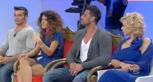 Uomini e Donne, riassunto puntata 24-11-2011: Giorgia-Alessio