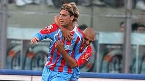 Catania - Palermo 2-0, a segno Lodi e Maxi Lopez