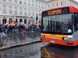 Sciopero nazionale dei trasporti, 15 e 16 dicembre 2011