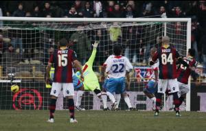 Bologna-Catania 2-0, Montella: la nostra peggior partita