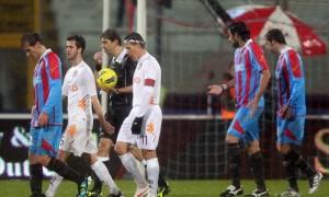 Catania-Roma: si riparte dall'1-1, ecco le probabili formazioni