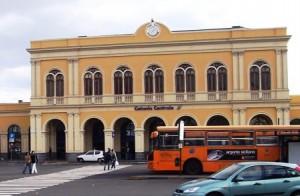 Stazione di Catania: 8 febbraio manifestazione contro tagli dei treni