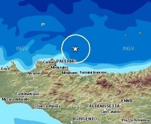 Terremoto a Palermo: scossa di 4,2 gradi