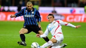 Inter-Catania 2-2, per gli etnei primo tempo da incorniciare