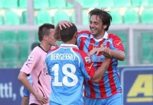 Vincenzo Montella sull'1-1 di Palermo-Catania: poco concreti