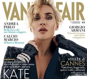 Kate Winslet su Vanity Fair: non conosco donne che portano la taglia 38
