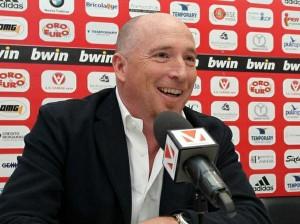 Calciomercato Catania, Maran: è la realizzazione di un sogno