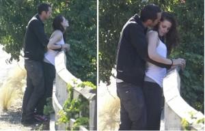 Kristen Stewart e Rupert Sanders, foto