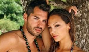 Sarah Nile e Fabrizio Corona, Matteo Guerra disgustato su twitter