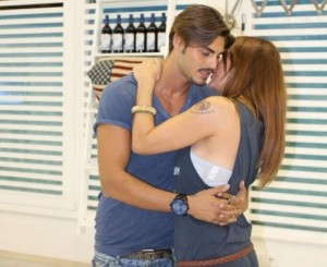 Uomini e Donne anticipazioni: Teresanna e Francesco [foto serata Mulino Rosso]