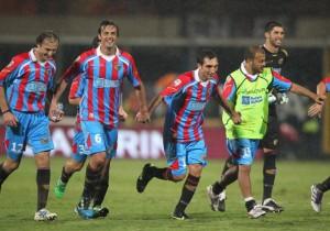 Calcio Catania, ecco i convocati per la stagione 2012-13