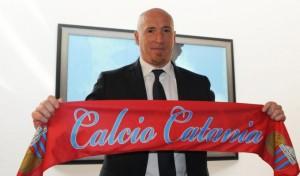 """Calcio Catania, Maran nel primo giorno di lavoro: """"voglio aprire un ciclo"""""""