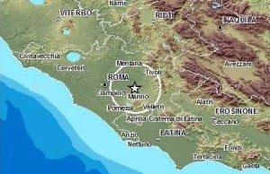 Terremoto a Roma, sisma avvertito anche dal Papa
