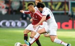 Milan-Genoa: diretta live 27 ottobre 2012 (Serie A 2012-13)