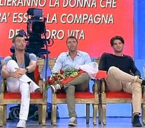 Uomini e Donne, anticipazioni nuova puntata registrata: Diego, Eugenio e Andrea
