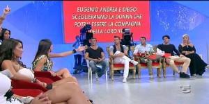 Uomini e Donne, Trono Blu Classico con Diego, Eugenio e Andrea: riassunto puntata 19 ottobre 2012