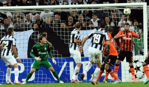 Champions League, Juventus-Shakhtar 1-1: video partita, interviste e classifica girone