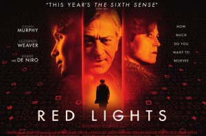 'Red Lights', il nuovo film con Robert De Niro [trailer e data di uscita]