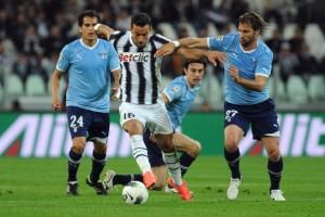 Juventus-Lazio: diretta live 17 novembre 2012 (Serie A 2012-13)
