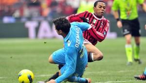 Napoli-Milan: diretta live 17 novembre 2012 (Serie A 2012-13)