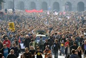 """Cortei studenti senza scontri, Cancellieri: """"è andato tutto bene, ha vinto la democrazia"""""""