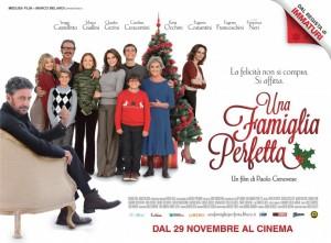 """""""Una famiglia perfetta"""" con Castellitto, Claudia Gerini e F.Neri [trailer, trama e interviste]"""