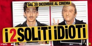 I 2 Soliti Idioti, dal 20 dicembre al cinema [trailer e interviste]