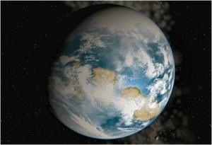 Scoperto un nuovo pianeta come la Terra che può ospitare vita nel sole Tau Ceti