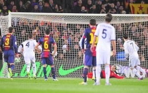 Barcellona-Real Madrid 1-3 in Coppa del Re, catalani eliminati