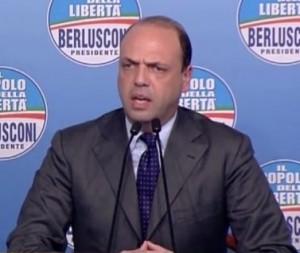 Elezioni 2013, Alfano invita a dichiarare il too close to call