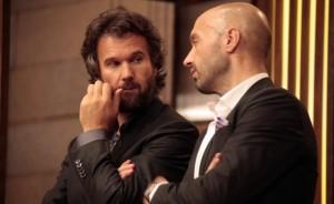 """MasterChef Italia, Carlo Cracco contro Joe Bastianich: """"E' un maleducato!"""""""