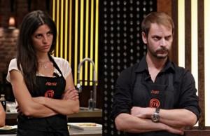 MasterChef Italia 2: riassunto semifinale, eliminati Ivan e Marika