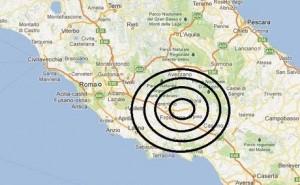 Terremoto a Frosinone: magnitudo 4.8, tremano anche Roma, Napoli e L'Aquila