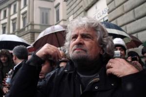 Beppe Grillo sul suo blog attacca il Presidente della Repubblica