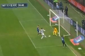 Inter-Juventus 1-2: video dei gol e interviste Stramaccioni-Conte (Serie A 2012-13)