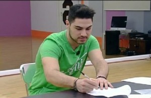 Amici 2013: Ruben Mendes firma un contratto e abbandona la scuola