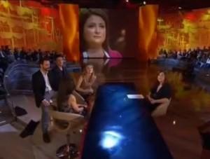 MasterChef 2: la vincitrice Tiziana Stefanelli contro Daria Bignardi