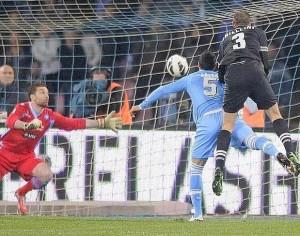 Napoli-Juventus 1-1: video dei gol e interviste Mazzarri-Conte (Serie A 2012-13)
