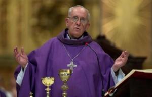 Papa: Jorge Mario Bergoglio, Francesco I