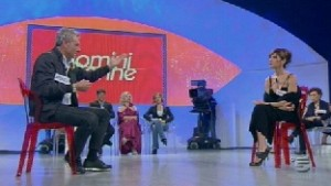 Uomini e Donne anticipazioni puntata di oggi 5 aprile 2013 [Trono Over]