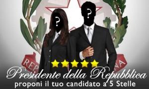 Grillo attacca Berlusconi e Bersani e invita il M5S a votare il nuovo Presidente della Repubblica