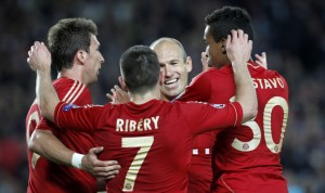 Finale Champions League 2013: Borussia Dortmund-Bayern M. 1-2