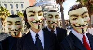 """Anonymous attacca Casaleggio: """"State diventando il cancro che volevate eliminare"""""""