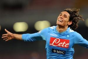 Calciomercato Napoli: Cavani al Real Madrid o al Chelsea, ma lui smentisce